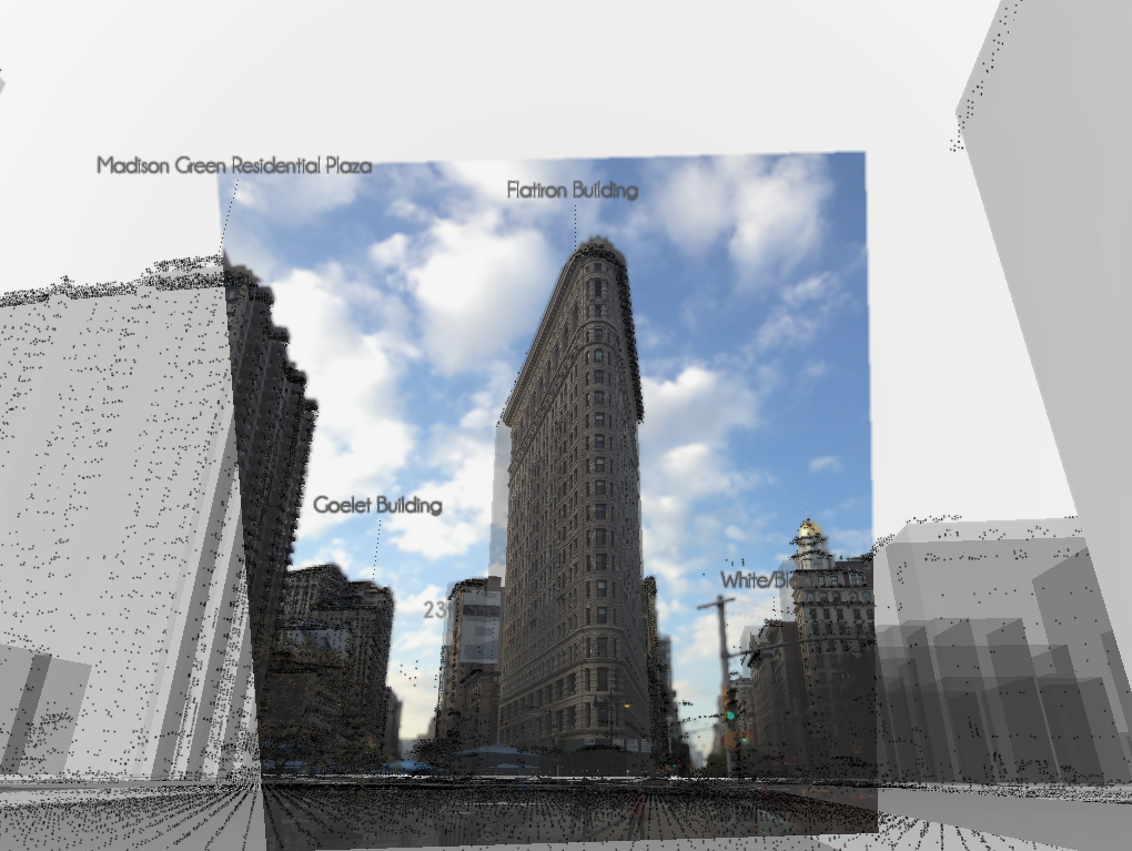 Experiments in Crowdsourcing Point Clouds For 3D Maps · Mapzen