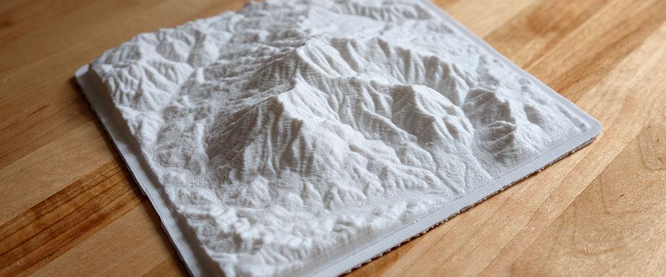 Tangram Heightmapper · Mapzen