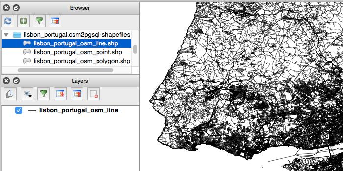 Use Metro Extracts in QGIS · Mapzen